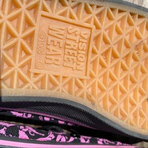 Vision Street Wear Shoes - Vision Street Wear Skater sneakers READ FOR SIZING